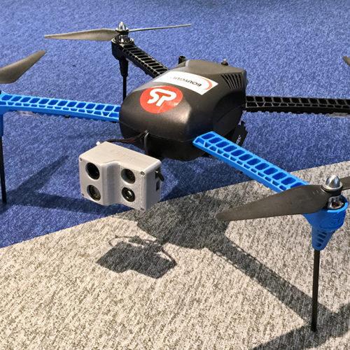 Drone Orbite